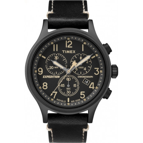 Мужские часы Timex EXPEDITION Scout Chrono Tx4b09100