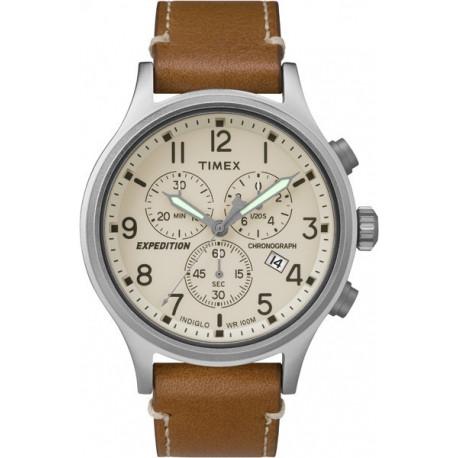 Мужские часы Timex EXPEDITION Scout Chrono Tx4b09200
