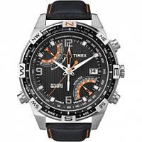 Мужские часы Timex Intelligent Quartz Chrono Compass Tx49867, фото 1