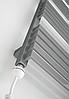 Белый компактный мини-ТЭН TERMA REG2 white с кнопкой (термостат 65С) +подсветка. Для полотенцесушителя , фото 7