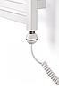 Белый компактный мини-ТЭН TERMA REG2 white с кнопкой (термостат 65С) +подсветка. Для полотенцесушителя , фото 9