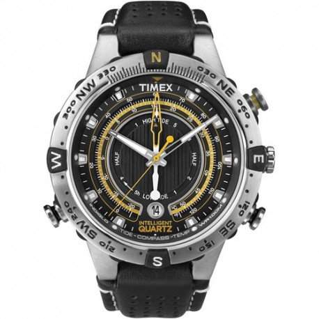 Мужские часы Timex Intelligent Quartz Tide Compass Tx2n740