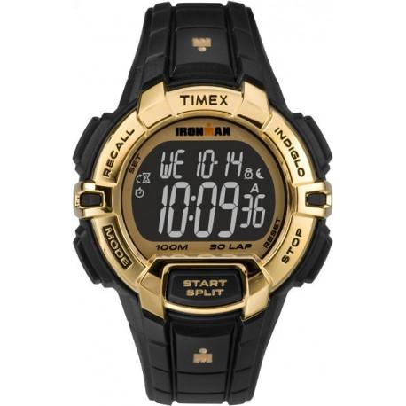 Мужские часы Timex IRONMAN Triathlon Rugged 30Lp Tx5m06300