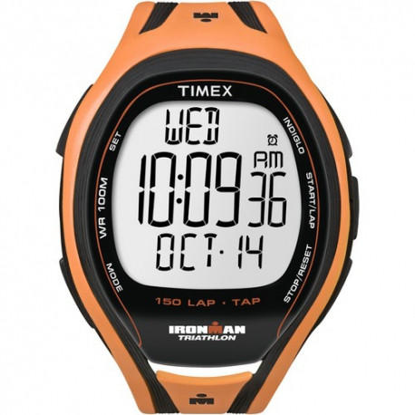 Мужские часы Timex IRONMAN Triathlon Sleek 150Lp TAP Tx5k254