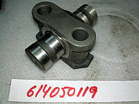 Ось коромысла клапанов двигателя WD615 614050119
