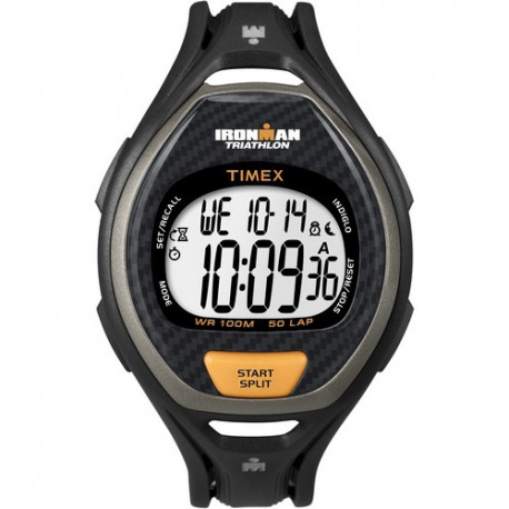 Мужские часы Timex IRONMAN Triathlon Sleek 50Lp Tx5k335