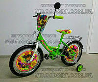 Детский велосипед Mustang Маша и медведь 18 дюймов