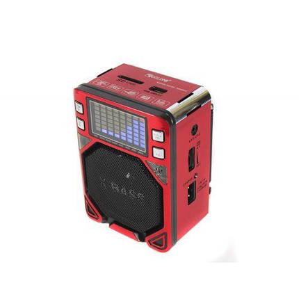 Радиоприемник RX 7000 REC,+фонарик, караоке, функция записи. Радио для дома/дачи, USB/SD/плеер. , фото 2