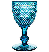 Набор бокалов для воды Vista Alegre Bicos 280 мл 4 шт бирюзовых AB10/003043180004, фото 1