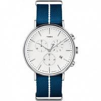 Мужские часы Timex WEEKENDER Fairfield Chrono Tx2r27000