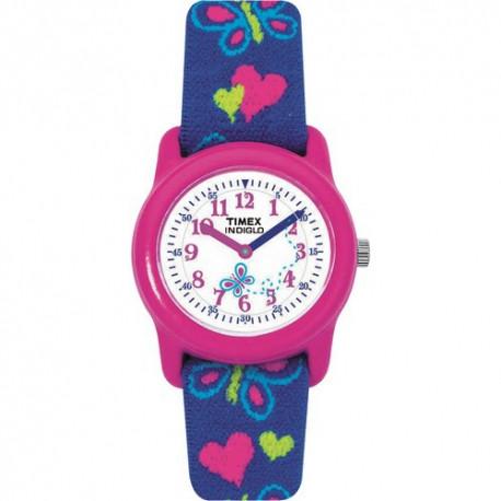 Детские часы Timex YOUTH Kids Butterflies&Hearts Tx89001