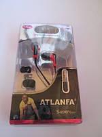 Наушники Atlanfa AT-E101S