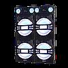 Двойной 10 дюймов 2.0 этап спикер UF-7820-DT