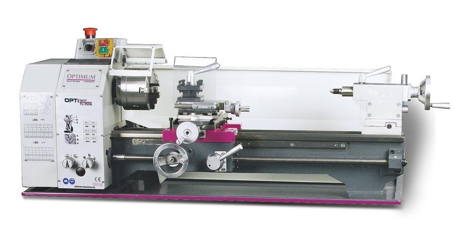 Токарный станок по металлу Optimum OPTIturn TU 2506