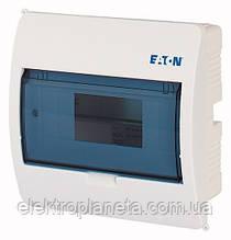 Щиток распредиления (щиток под автоматы) ВC-U-1/8-ECO Eaton / Moeller внутренний