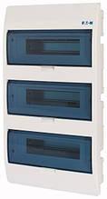 Щиток розподілу (щиток під автомати) ВС-U-3/36-ECO Eaton / Moeller внутрішній