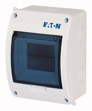 Щиток розподілу (щиток під автомати) ВС-ПРО-1/5-ECO) Eaton / Moeller зовнішній