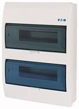 Щиток розподілу (щиток під автомати) ВС-ПРО-2/24-ECO Eaton / Moeller зовнішній