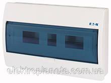 Щиток розподілу (щиток під автомати) ВС-ПРО-1/18-ECO Eaton / Moeller зовнішній