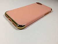 Качественный силиконовый чехол для Apple iPhone 6+, 6, 6s, 5, 5S.