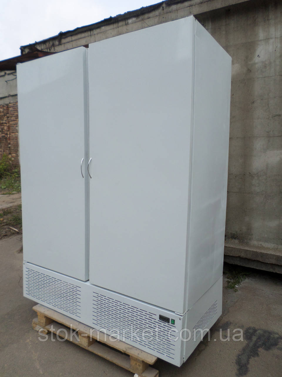 Шафа холодильна дводверний бо, холодильна шафа глухий б/у