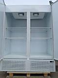 Шафа холодильна дводверний бо, холодильна шафа глухий б/у, фото 3