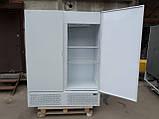 Шафа холодильна дводверний бо, холодильна шафа глухий б/у, фото 5