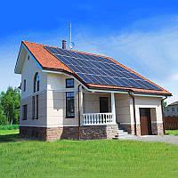 """Мережева станція """"Бюджет"""" для зеленого тарифу 15 кВт*год"""