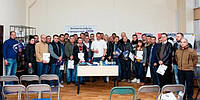 22 апреля 2017 года в Киеве успешно прошел 1 украинский🇺🇦 семинар