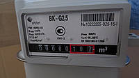 Лічильник газу мембранний ELSTER BK G 2.5 (3/4, 1 1/4)
