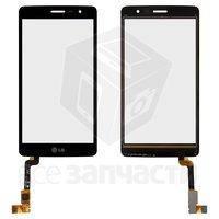 Тачскрин (сенсор) для мобильного телефона LG  X165 Max