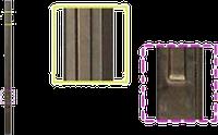 """Формы столбов. Форма для столбов.Форма стеклопластиковая для изготовления столбов №1""""Столб гладкий"""""""