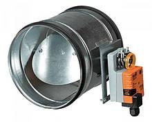 Дросель-клапан Вентс 150 КРА