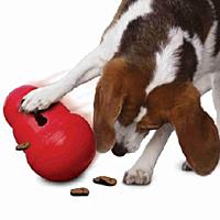 Игрушки с сюрпризом для собак