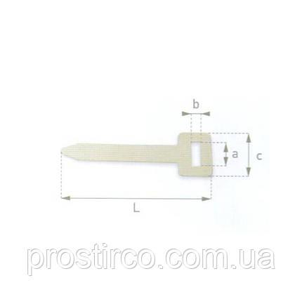 Ремни для люверсов 43.20.00 (серый), фото 2