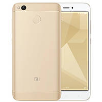 Xiaomi Redmi 4X 32Gb Gold CDMA/GSM+GSM, фото 1