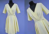 Нежное женское платье 42, 44, 48 размер норма