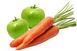 """Конфеты натуральные """"Фрутим яблочно-морковные"""" 25 грамм, фото 2"""