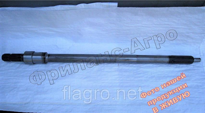 Вал отбора мощиности ЮМЗ, Д-65 (ВОМ) (8 шлицов) , фото 2