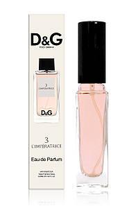 Женский парфюм в мини-флаконе Dolce & Gabbana 3 L`Imperatrice (Дольче Габбана 3 Императрица), 20 мл