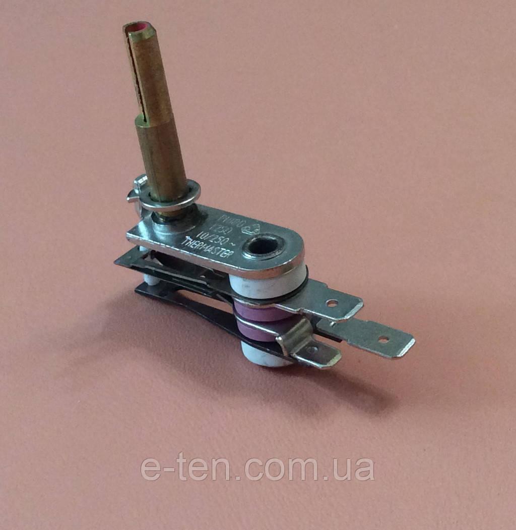 """Терморегулятор PH180 / 10А / 250V / T250 (висота стрижня h=35мм) THERMASTER для обігрівачів """"Термія"""" та ін."""
