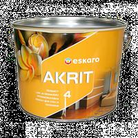 Фарба для стель і стін ESKARO Akrit  4 2.85 л.