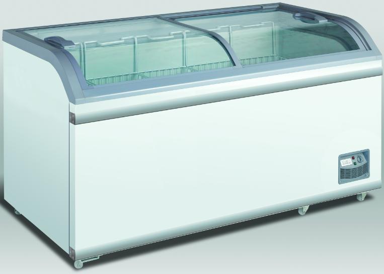 Бонета-ларь Scan XS 601