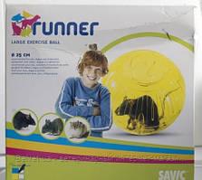 Шар прогулочный для грызунов пластик SAVIC  RUNNER d 25 см