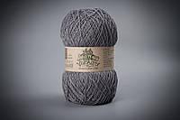 Пряжа Етно-Котон 1200 темно серый
