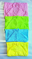 Детское полотенце для купания с ушками, фото 1