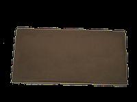 Цокольное накрытие для забора LAND BRICK коричневое 80х400 мм