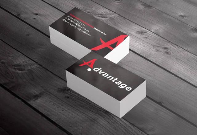 Превью визиток для специалистов по разработке сайтов
