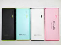 Повер банк Power Bank Meizu 30000 mAh 3 USB LED фонарик