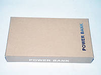 Повер банк Power Bank Meizu 30000 mAh 3 USB LED фонарик, фото 8